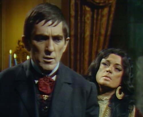 740 dark shadows barnabas magda pout