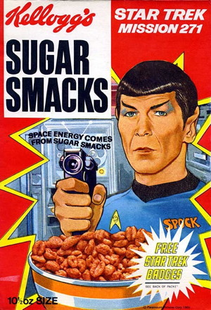 772 star trek cereal