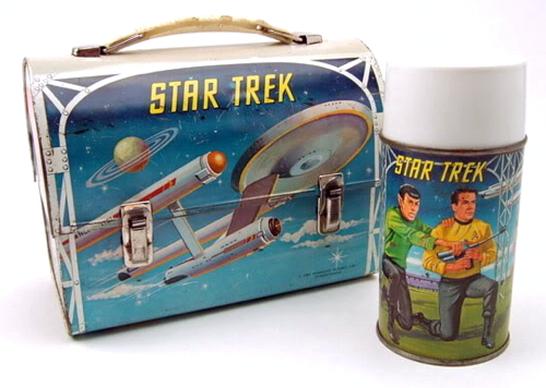 772 star trek lunchbox