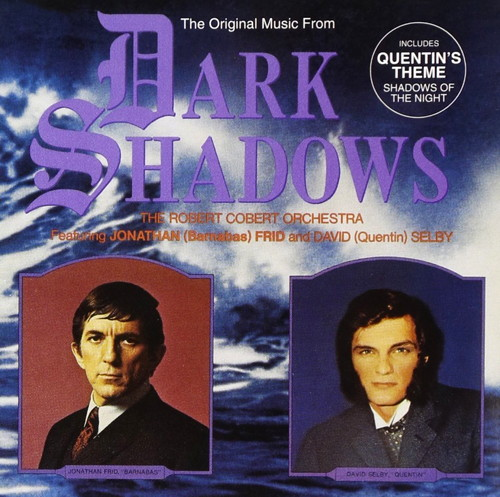 786 dark shadows original music lp