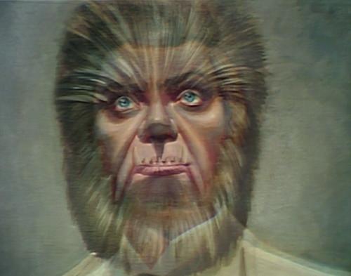 807 dark shadows quentin werewolf portrait