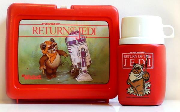 807 ewok lunchbox