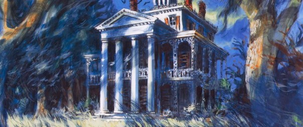 813 dark shadows haunted mansion