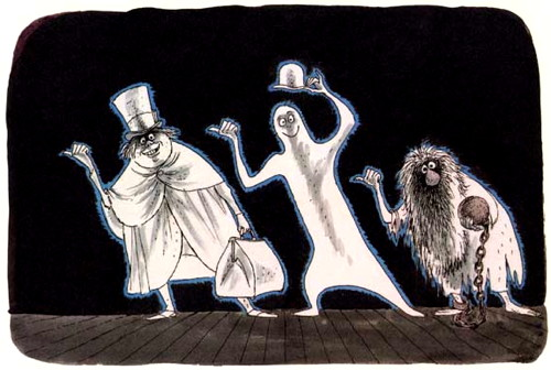 813 hitchhiking ghosts