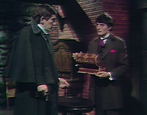 814 dark shadows barnabas aristede decoy hand