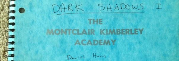 830 dark shadows notebook