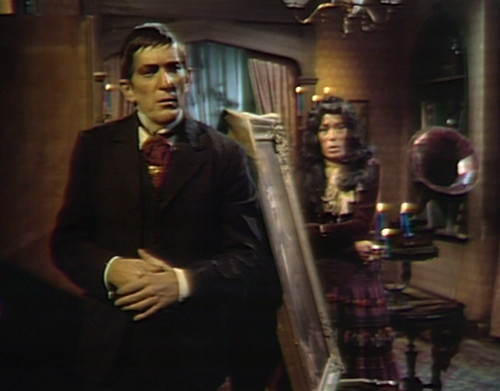 835 dark shadows barnabas magda portrait