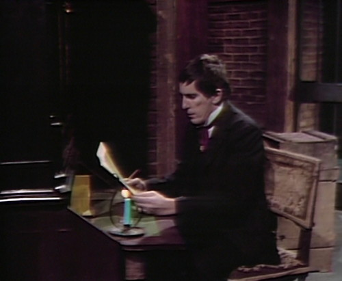 835 dark shadows barnabas writing