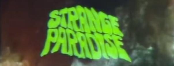 strange paradise 1 logo