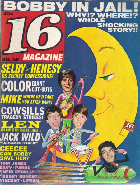 854 16 mag dec 1969 selby cover