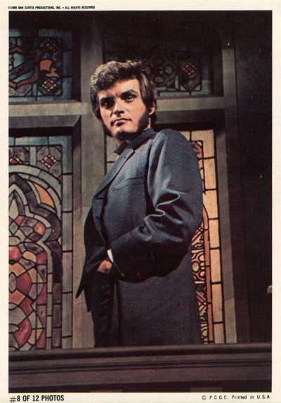 854 dark shadows quentin 8 postcard