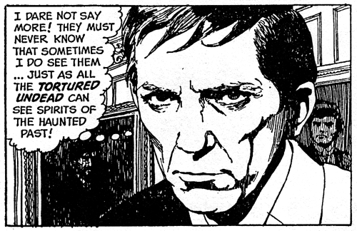 dark shadows comic strip 1 barnabas tortured