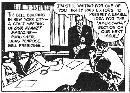 dark shadows comic strip 1 meeting