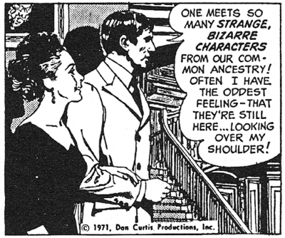 dark shadows comic strip 1 shoulder