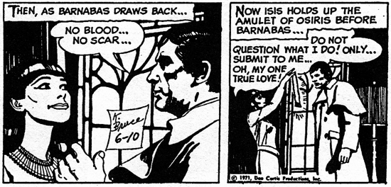 dark shadows comic strip 3 submit