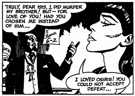 dark shadows comic strip 3 truly