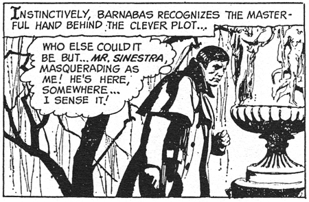 dark shadows comic strip 6 who else