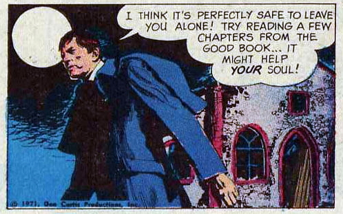 dark shadows comic strip 7 soul