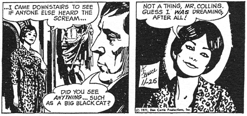 dark shadows comic strip 8 fern kapora
