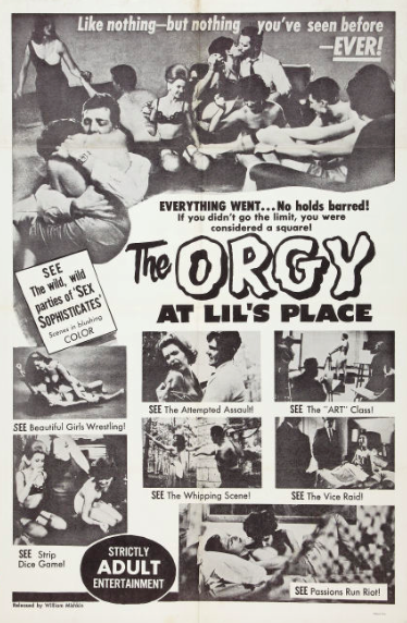 orgy at lil's place