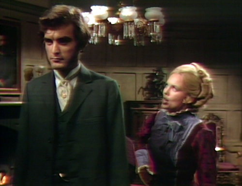 858 dark shadows quentin angelique horses