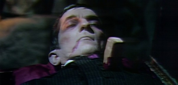 869 dark shadows barnabas staked