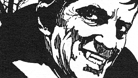 dark shadows comic strip 10 fangs