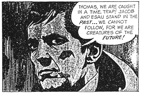 dark shadows comic strip 10 future