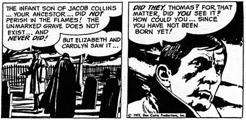 dark shadows comic strip 10 unbron