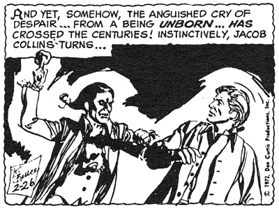dark shadows comic strip 10 watch