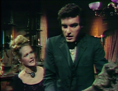 874 dark shadows pansy quentin creepy
