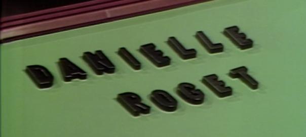 880 dark shadows danielle roget letters