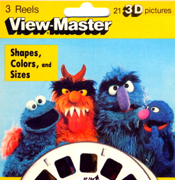 881 sesame street view master