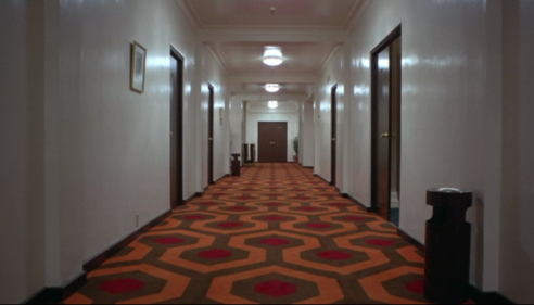 897 shining hallway