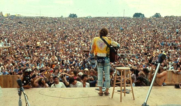 901 woodstock stage
