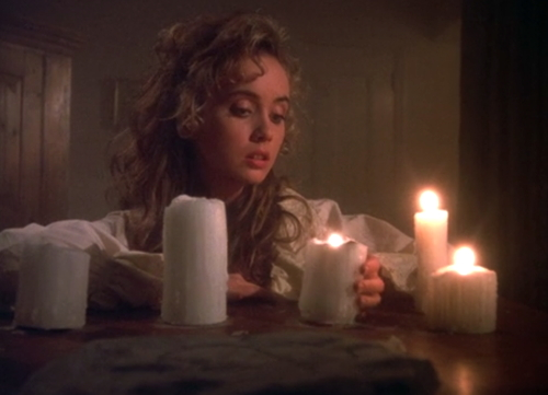 dark shadows 1991 angelique candles