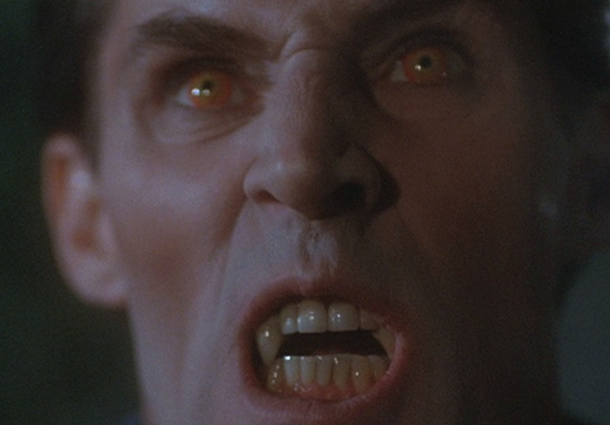 1991 dark shadows barnabas fangs