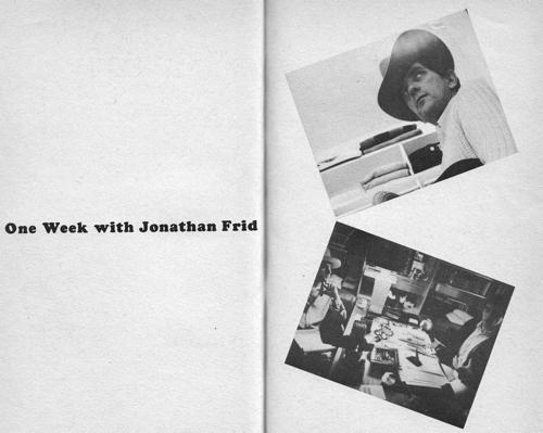 08 922 jonathan frid one week